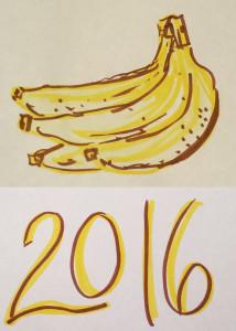 2016 banana
